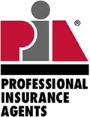 Professinal Insurance Agents logo